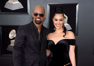 Shemar Moore Hits the Grammys with Famous Date — Who's That Girl?