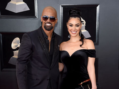 Shemar Moore Hits The Grammys With Famous Date Who S The
