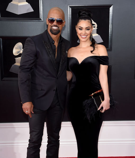 Shemar Moore Hits the Grammys with Famous Date — Who's the Lucky Girl?