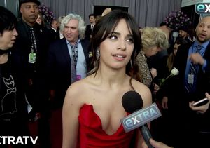 Camila Cabello on Her 'Amazing' Grammys 2018