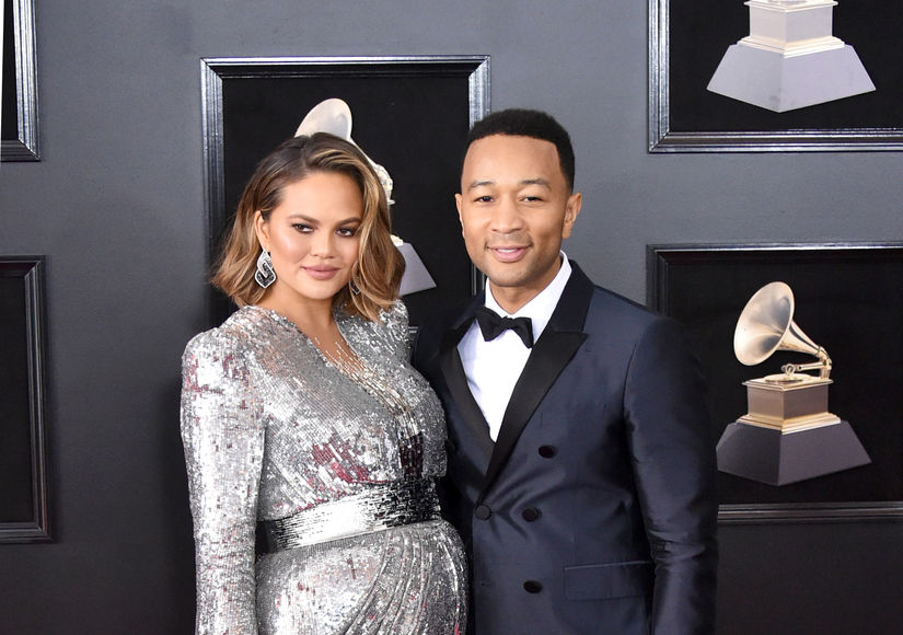 Chrissy Teigen Reveals She's Having a Boy!