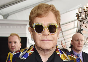 Elton John Explains Farewell Tour, Plus: His 'Extra' Grammys Collision with…