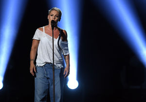 P!nk Hospitalized