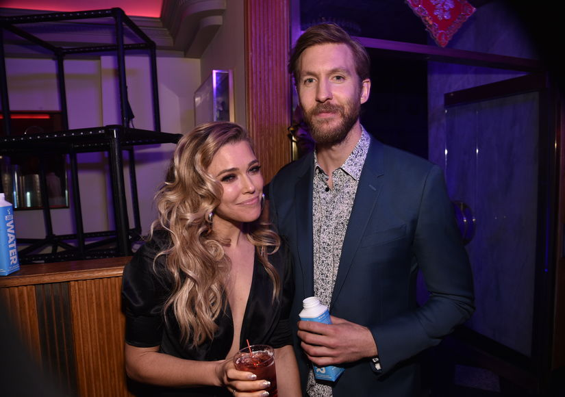 Rachel Platten and Calvin Harris .JPG