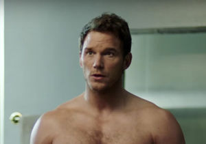 Chris Pratt Goes Shirtless for Michelob ULTRA — See Even More Super Bowl 2018…