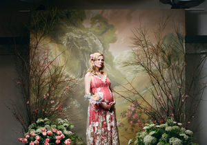 Kirsten Dunst Confirms Pregnancy in Rodarte Photos — See Her Growing Baby…