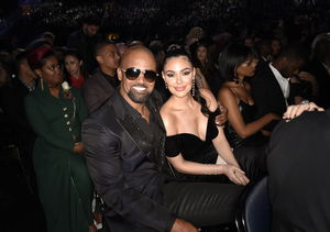 Shemar Moore Dishes on His New Relationship with Anabelle Acosta