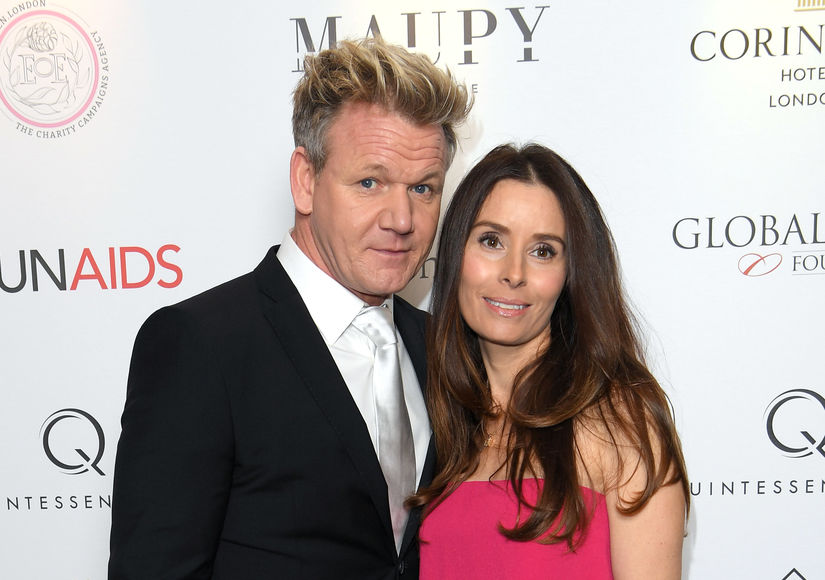 Gordon Ramsay & Wife Tana Expecting Baby #5