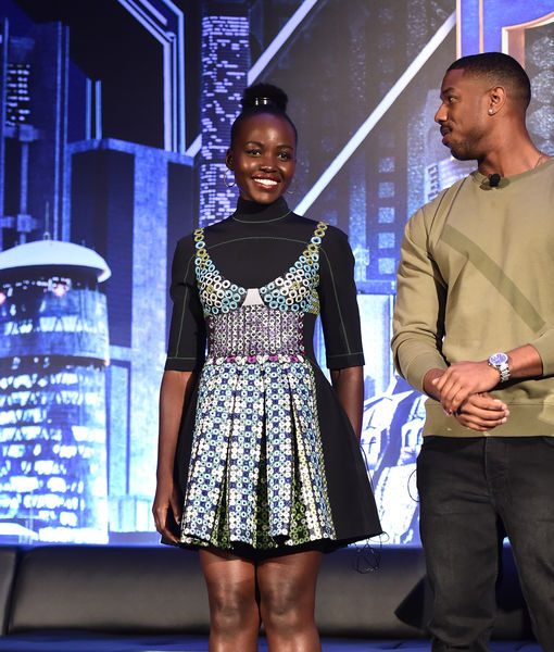 Lupita Nyong'o and Danai Gurira Reveal Their Next Project, Plus: Those 'Charlie's Angels' Rumors