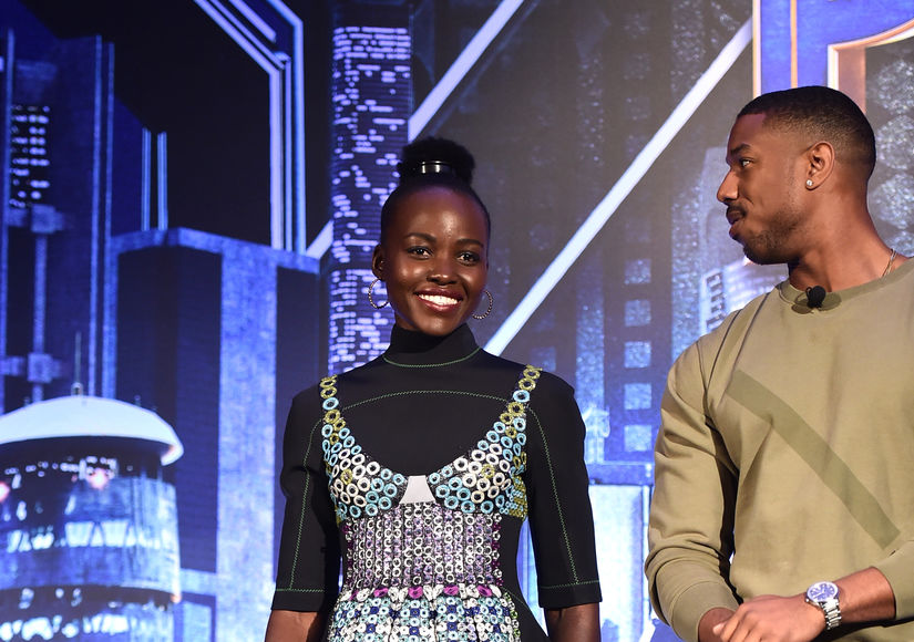 Lupita Nyong'o and Danai Gurira Reveal Their Next Project