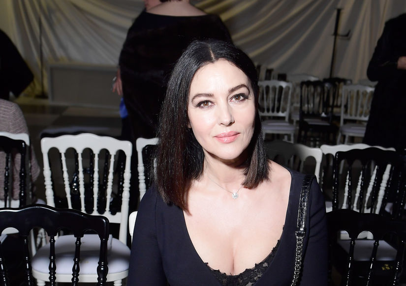 Monica Bellucci on Her Filming in Italy Festival Honor
