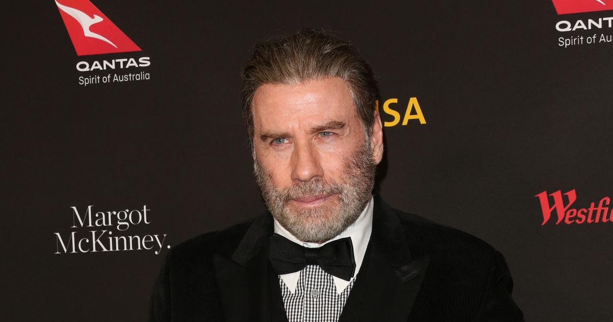 John Travolta Sets the Record Straight on 'Gotti' Movie | ExtraTV com