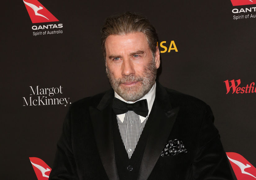John Travolta Sets the Record Straight on 'Gotti' Movie
