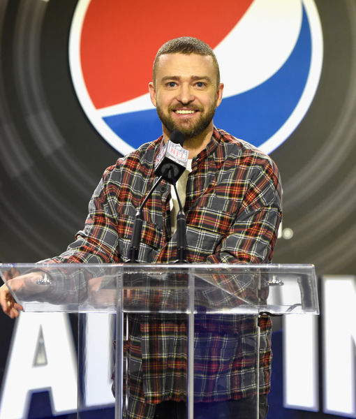 *NSYNC or JAY-Z? Justin Timberlake Talks Super Bowl Halftime Guests