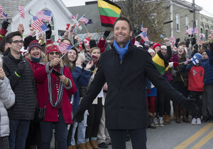 Chris Harrison Spills on 'Bachelor: Winter Games' Drama