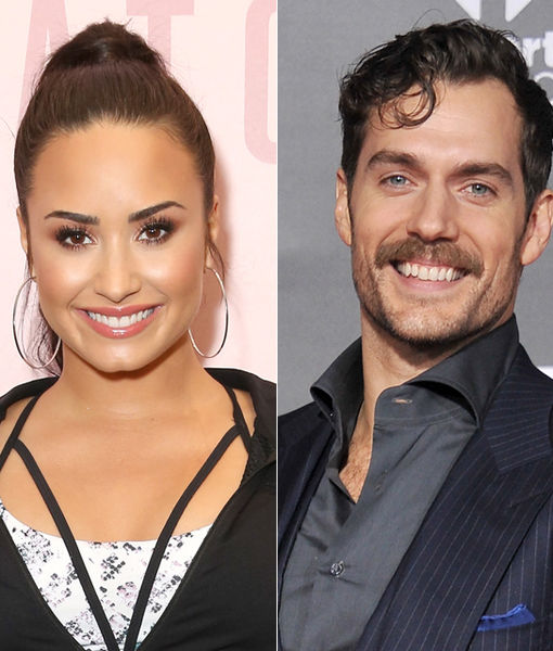 Is Demi Lovato Insta-Flirting with Henry Cavill?