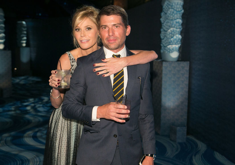Julie Bowen & Scott Phillips Split