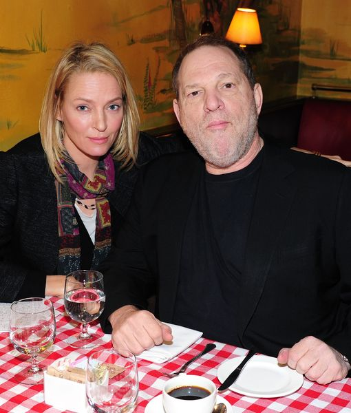 Uma Thurman Accuses Weinstein of Assault, Blames Tarantino for Crash