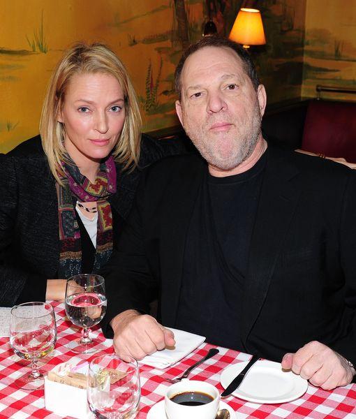 Uma Thurman Accuses Weinstein of Assault, Blames Tarantino for Crash