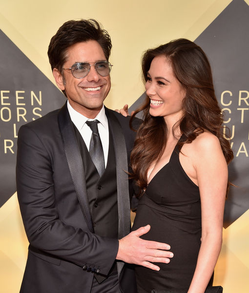 John Stamos & Caitlin McHugh Robbed — Hours Before Nuptials!