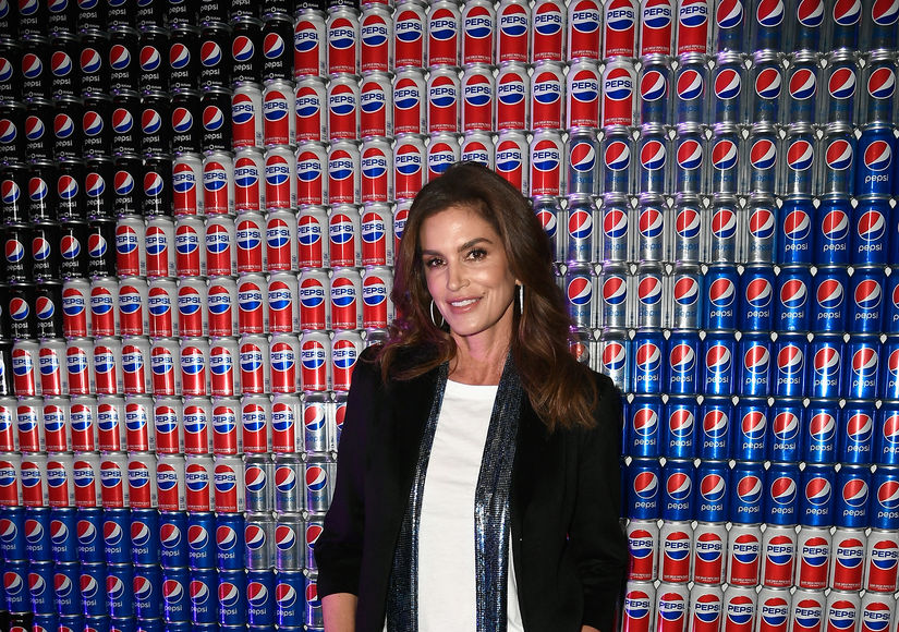 Cindy Crawford Gives Update on George Clooney's Twins, Plus: Her Super Bowl Commercial with Son Presley