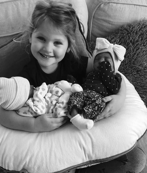 Hillary Scott Shares First Pics of Identical Twins and Reveals Their Sweet Names