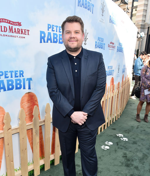 James Corden Explains Why He Responded to That 'Nasty' Tweet About His Kids