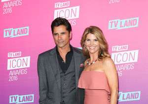 Lori Loughlin Sent Flowers to John Stamos on His Wedding Day