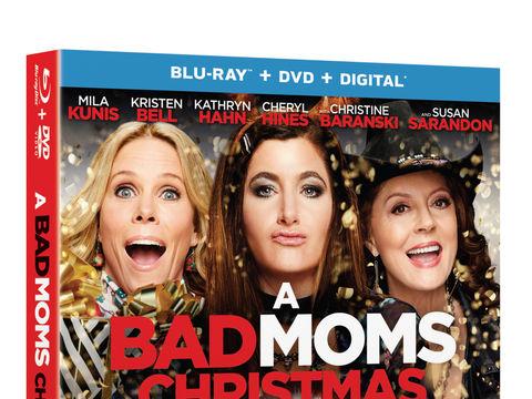 Bad Moms Christmas Poster.Win It A Bad Moms Christmas On Blu Ray And Dvd Extratv Com