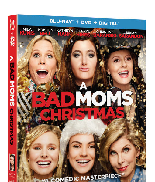 Win It! 'A Bad Moms Christmas' on Blu-ray and DVD