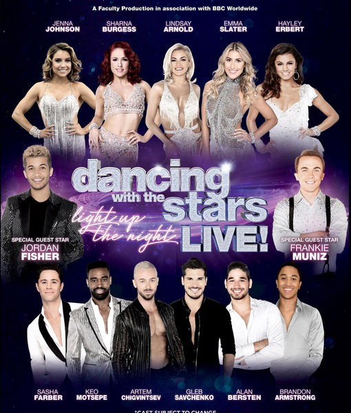 'Dancing with the Stars' Tour Bus Involved in Fatal Collison