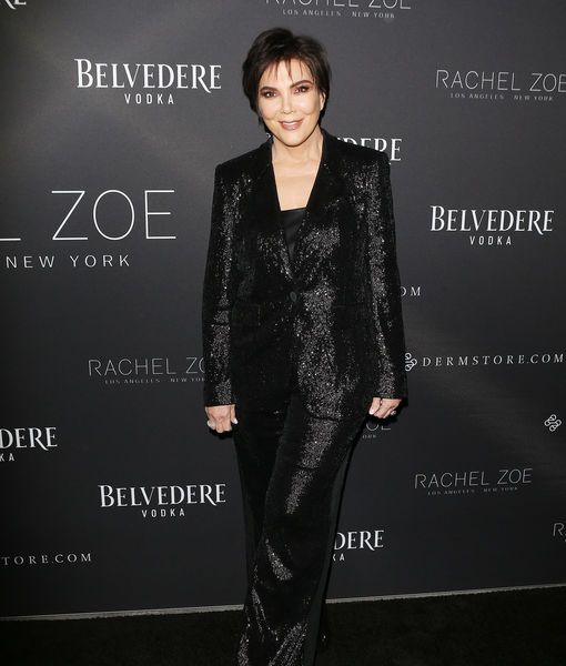 Kris Jenner on Kylie Becoming a Mom: 'She's Got Great Instincts'