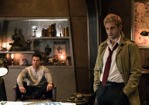'Legends of Tomorrow' Cast Teases Constantine's Return in Mid-Season Premiere