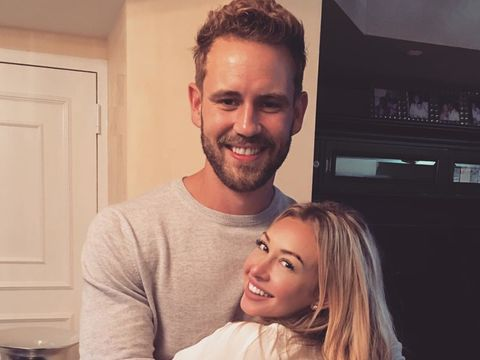 corinne dating Are the ultimate bachelor nation villains chad johnson and corinne olympios dating the duo, who stole the spotlight on their seasons of the bachelorette and the bachelor respectively, took a photo together on instagram, sparking rumors among fans of the reality dating competition.