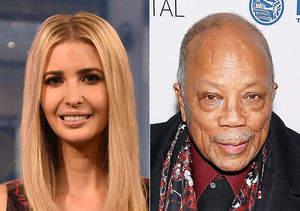 Did Ivanka Trump & Quincy Jones Once Date?