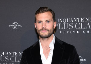 Love is in the Air! Jamie Dornan on Filming 'Fifty Shades Freed' in Paris