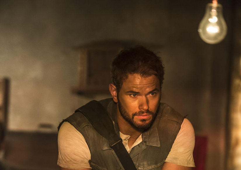 Exclusive Clip! See Kellan Lutz in the Action-Adventure Flick '7 Guardians of…