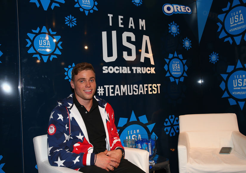 Gus Kenworthy's TV Plans After Winter Olympic Games