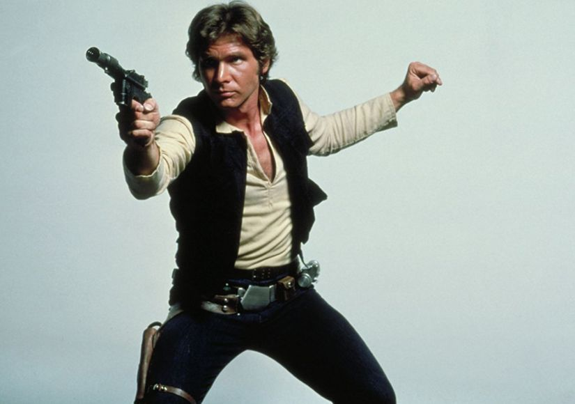 'Star Wars': Harrison Ford's Backstory for Han Solo Explains So Much