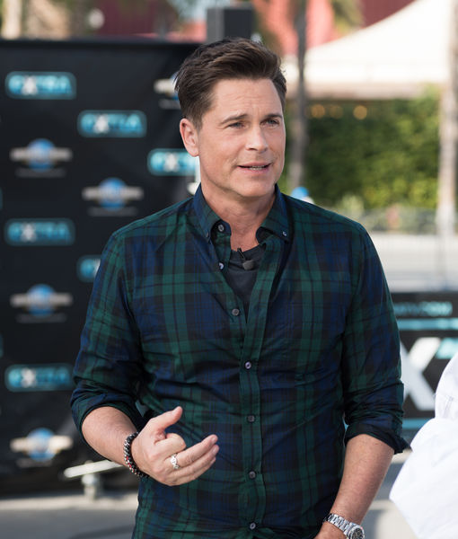 Rob Lowe on the Mudslides That Rocked His California Community