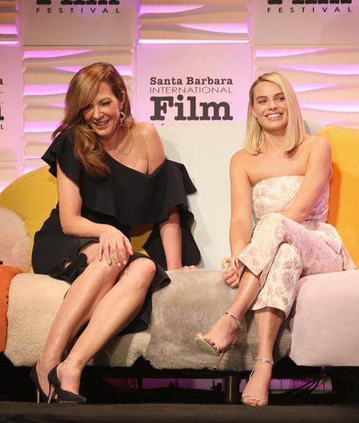 Margot Robbie & Allison Janney on Those Tonya Harding Oscar Rumors