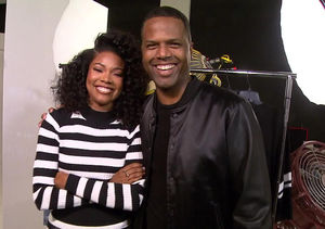 Gabrielle Union Talks Fashion, Plus: Her 'Being Mary Jane' Movie Tease
