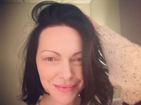 Pic Laura Prepon Chopped Off Her Hair See Her Short Do