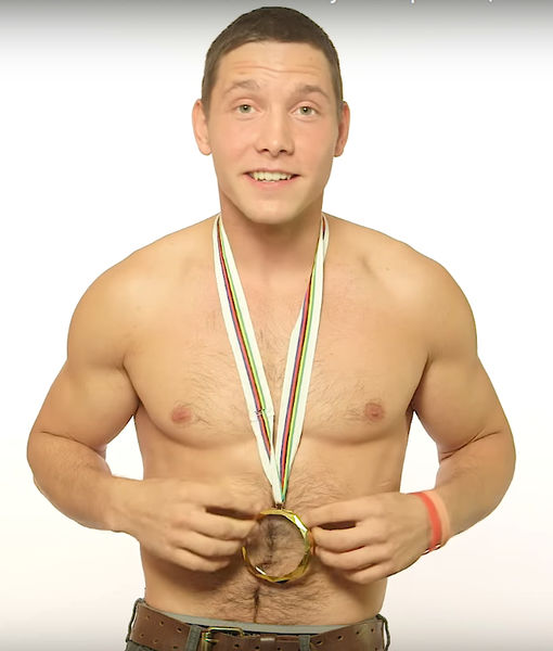Team USA Hotties Strip Down for Winter Olympics – See Them Deliver Cheesy…