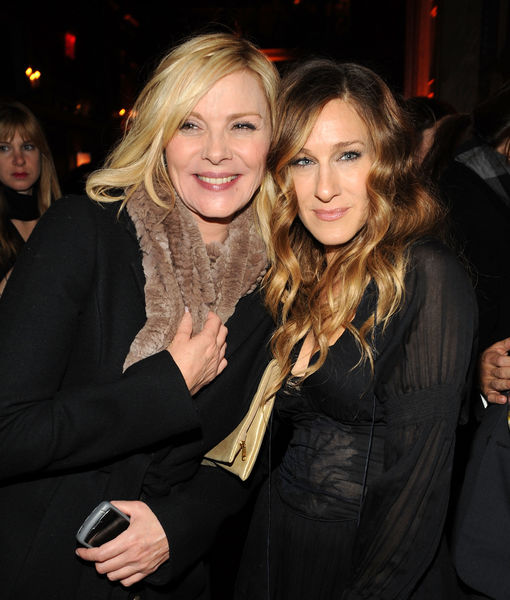 Sarah Jessica Parker Clears the Air on Kim Cattrall Rumors: 'This Isn't a Catfight'