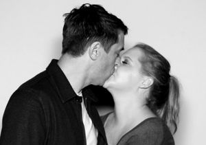 Amy Schumer & Chris Fischer Make It Instagram Official