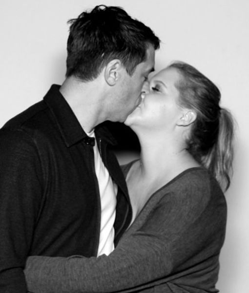 Amy Schumer & Chris Fischer Make It Instagram Official