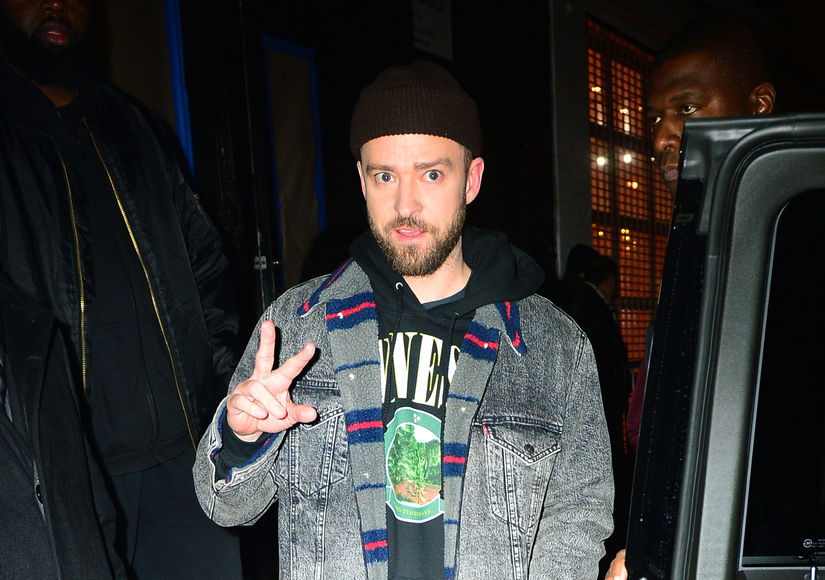 Star Sighting! Justin Timberlake Goes Out Dancing in NYC