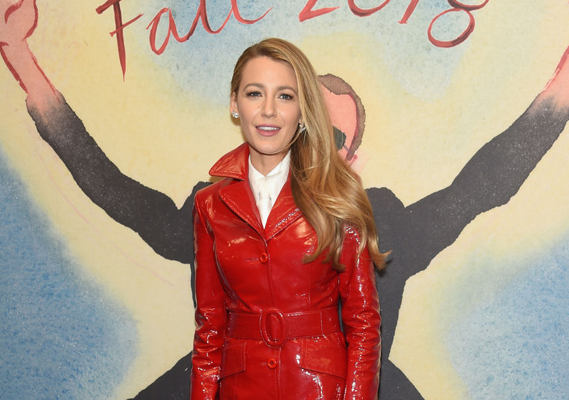 Blake Lively on the Pressure to Lose the Baby Weight: 'You Want to Be in Shape…