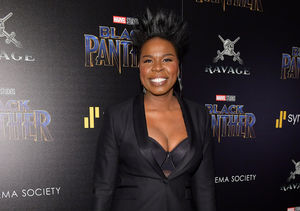 Leslie Jones on Finding Love on Valentine's Day